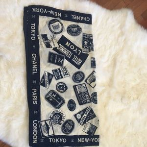 CHANEL Accessories - CHANEL Scarf